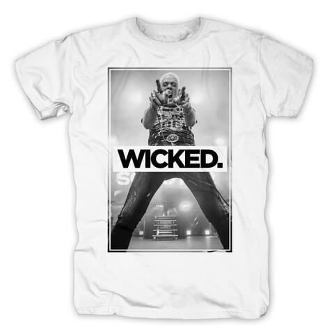 √Wicked Photo von Scooter - T-Shirt jetzt im Scooter Shop