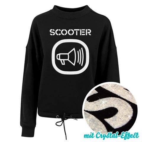 Logo von Scooter - Girlie Oversized Sweater jetzt im Scooter Shop