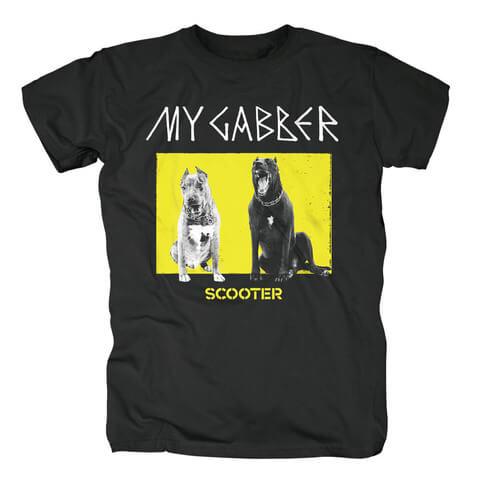 My Gabber von Scooter - T-Shirt jetzt im Scooter Shop