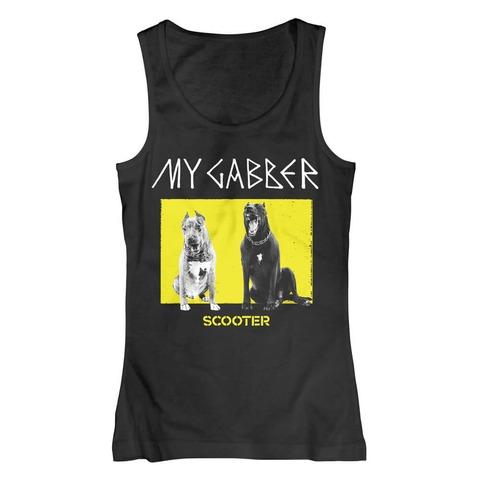 My Gabber von Scooter - Girlie Top jetzt im Scooter Shop
