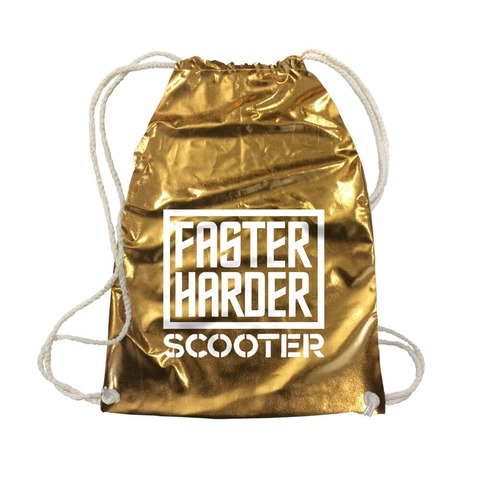 Faster Harder Scooter von Scooter - Gym Bag jetzt im Scooter Shop