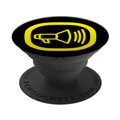 √Logo von Scooter - Pop Socket jetzt im Scooter Shop