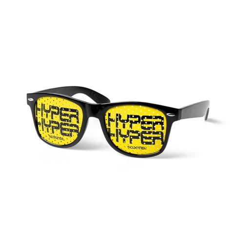 √Hyper Hyper von Scooter - Partybrille jetzt im Scooter Shop
