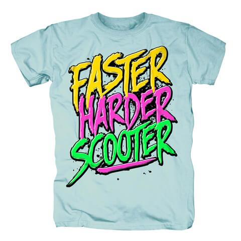 Faster Harder Scooter von Scooter - T-Shirt jetzt im Scooter Shop