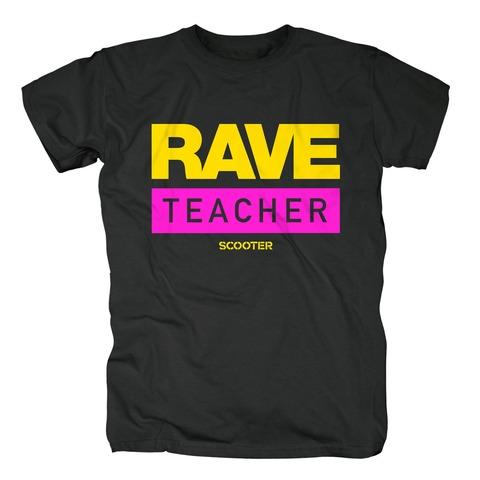 Rave Teacher von Scooter - Unisex Shirt jetzt im Scooter Shop