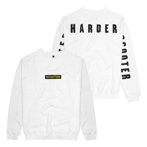 √Faster Harder Scooter von Scooter - Sweater jetzt im Scooter Shop