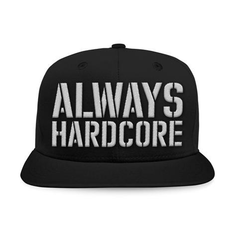 √Always Hardcore von Scooter - Cap jetzt im Scooter Shop