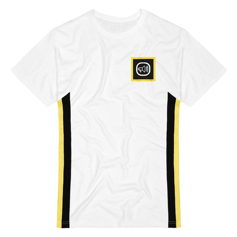 Side Stripe Logo von Scooter - T-Shirt jetzt im Scooter Shop