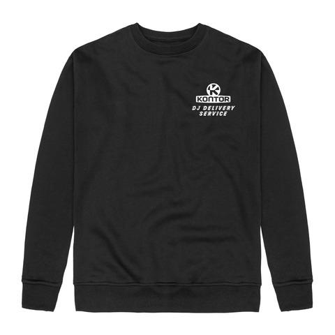 √DJ Delivery Service von Kontor Records - Sweater jetzt im Scooter Shop