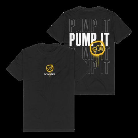 √Pump It von Scooter - T-Shirt jetzt im Scooter Shop