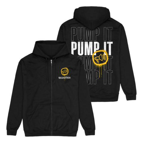 √Pump It von Scooter - Hooded jacket jetzt im Scooter Shop