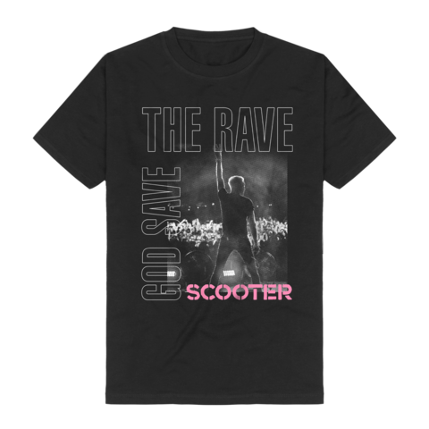 √God Save The Rave Raver von Scooter - T-Shirt jetzt im Scooter Shop